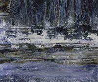 'SIDARI', 150x180, Öl auf Leinen, 1993