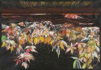 'ZIEHRERGASSE III', 70x100, Aquarell, 2005